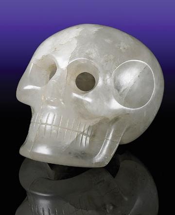 Хрустальный череп Смитсоновского Института