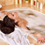 Ванна для релаксации