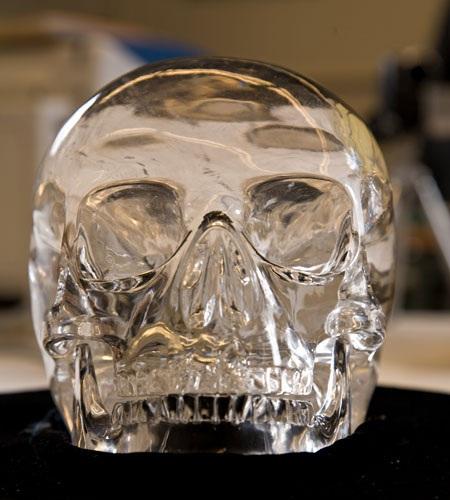 Хрустальный череп Митчелл-Хеджеса