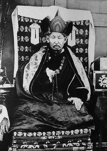 лама Итигэлов
