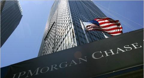Офис JP Morgan Chase в Нью-Йорке