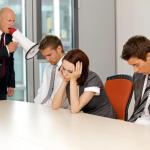 плохие привычки менеджеров